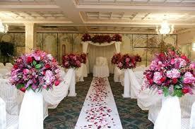 matrimonio fiori fiori di moda al matrimonio gli addobbi floreali per il matrimonio