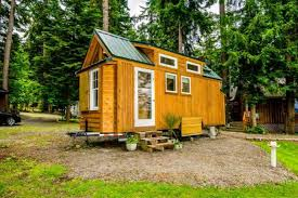 a tiny house on wheels is ready to roll in la conner curbed seattle