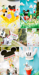 kara u0027s party ideas mickey mouse clubhouse 1st birthday party