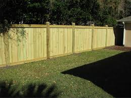 inspirations fencing options with wood privacy fence