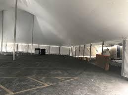 80ft x 120ft u0026 pole event tent rental in iowa illinois