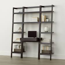 Container Store Leaning Desk Sawyer White Leaning Desk Crate And Barrel
