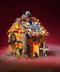 jim scherer photography spooky halloween cookie house