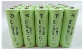 rechargeable aa batteries for solar lights up to 72 off on 20 aa rechargeable batteries groupon goods