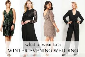 what to wear to a wedding what to wear to a winter evening wedding wardrobe oxygen