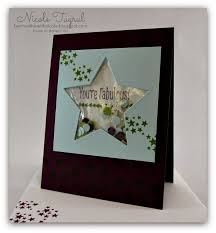 96 stampin stars images star cards