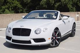 white bentley convertible 2014 bentley continental gtc v8 s stock 4nc095685 for sale near