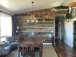 maker of home barnwood accent wall maker of home