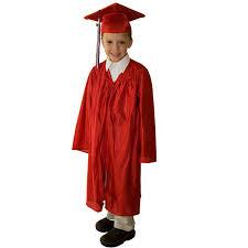 cap gown kinder cap gown tassel set