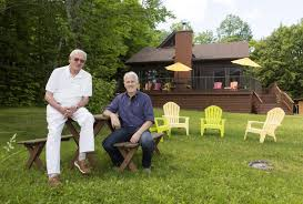 as airbnb aims at cottage country local rental agencies