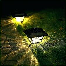 Led Outdoor Garden Lights Led Landscape Lights Amazing Solar Yard Lights For