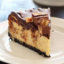 snickers cheesecake recipe desserts snickers