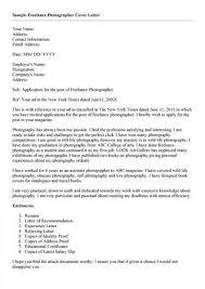 freelance photographer cover letter shishita world com