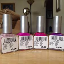 brilliant pink ice lacquers from rue21 lacquered lori