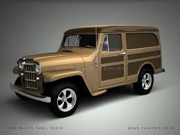 willys jeep pickup lifted 1959 willys pickup information and photos momentcar