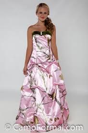 pink camo wedding gowns pink camo wedding dress