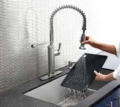 Kohler Northland by Purist Kitchen Sink Faucet With Sidespray Modern Kitchen Faucet