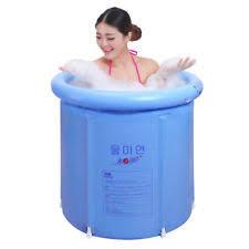 Collapsible Bathtub For Adults Folding Bathtub Ebay