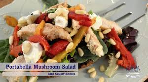 rada kitchen knives mushroom chicken salad recipe video radacutlery com youtube