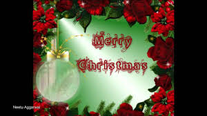 merry greetings to all my family friends
