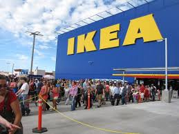 ikea hours ikea travelogue ten hours in line a million crabby cers and a