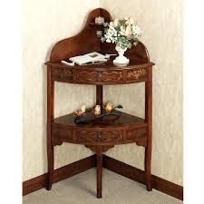 leick corner accent table leick corner accent table corner stand furniture corner stand