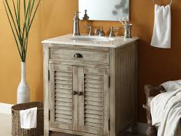 Bathroom Vanity Restoration Hardware by Bathroom Weathered Wood Bathroom Vanity 25 Weathered Wood