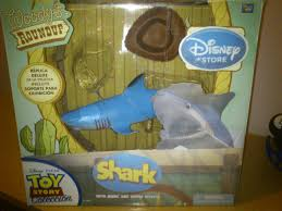 story collection shark