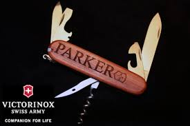 swiss army knife personalized christmas gift list for the of the house