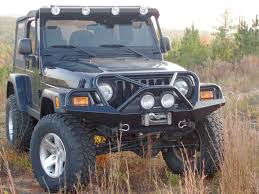 custom jeep bumpers will my jeep look with a stinger page 2 jeepforum com