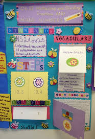 259 best math bulletin boards images on pinterest classroom