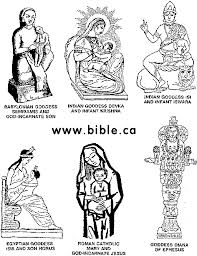 summary proof that is not of pagan origin