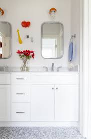 Jack Jill Bathroom Westchester Family Abode U2014 Chango U0026 Co