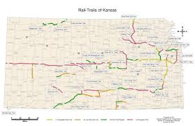Map Topeka Ks Kansas Rails To Trails Map 2016 Kansas Cyclist News