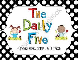 the daily five printables the 25 best daily five posters ideas on daily five