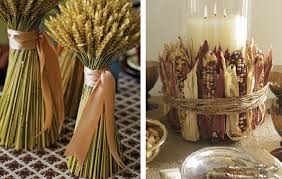 thanksgiving inspired wedding centerpieces equally wed modern
