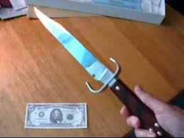 hells kitchen knives ontario hell s belle bagwell style bowie wmv youtube