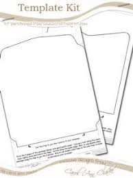 square card shell edge side stacker template kit cup118318 359