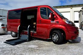 dodge ram promaster canada best wheelchair ram promaster mobility conversion