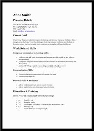 professional job resume template resume example acting resume template child theater resume sample sample teen resume examples via first job resume examples job resume teen resume example