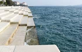 Sea Organ Incredible U0027sea Organ U0027 Uses Ocean Waves To Make Beautiful Music