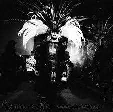 Aztec Halloween Costume Aztec Dance Group U0027xolo Sacred Dance U0027 Los Muertos