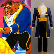 beauty and the beast halloween costumes for adults new beauty and the beast prince adam cosplay costume any size