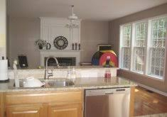 awesome kitchen wall colors with oak cabinets 21 rosemary lane