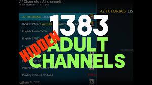 Best Home Design Youtube Channels How To Add 1383 Channels U0026 Hide Them On Kodi 17 3 Youtube