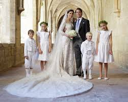 princess claire of luxembourg s bridal look my wedding scrapbook
