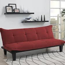 Kebo Futon Sofa Bed Sofa Kebo Futon Sofa Dimensions Red Leather Bedred Walmart