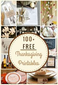 100 free thanksgiving printables prudent penny pincher