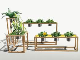 Indoor Modern Planters Modern Outdoor Planters With Fresh Designs