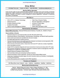 Medical Billing And Coding Resume Sample Coder Resume Template